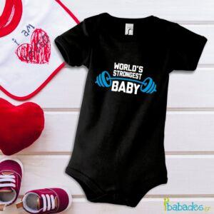 Φορμάκι «World's strongest baby»