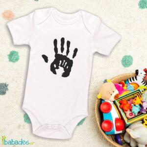 Φορμάκι «Dad and baby hands»